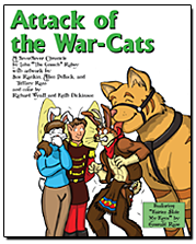 Attack of the War-Cats, by John 'The Gneech' Robey