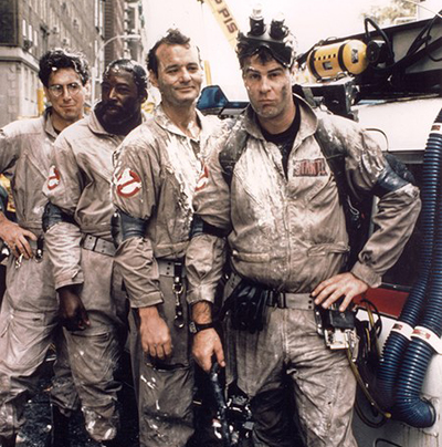 the_ghostbusters
