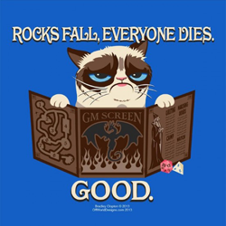 Grumpy Cat is a terrible GM.