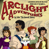 Arclight Adventures promo postcard