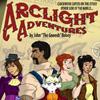 Arclight Adventures promo postcard