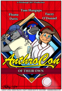 AnthroCon of Their Own movie parody poster