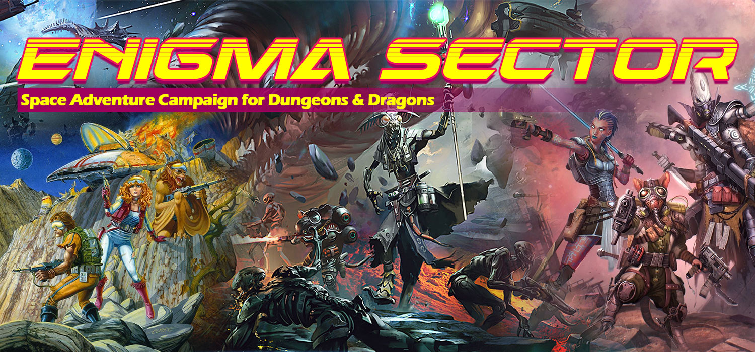 Enigma Sector banner